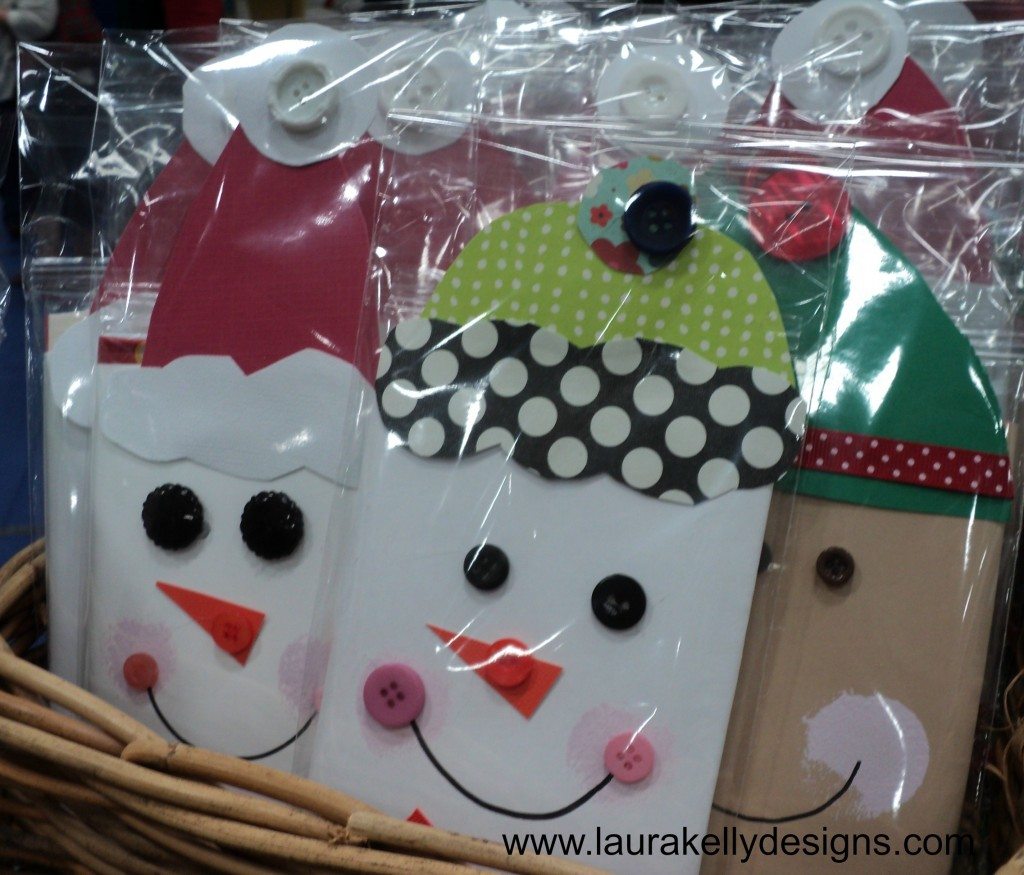 Snowman Popcorn Gifts For Giving - Laura Kelly's Inklings