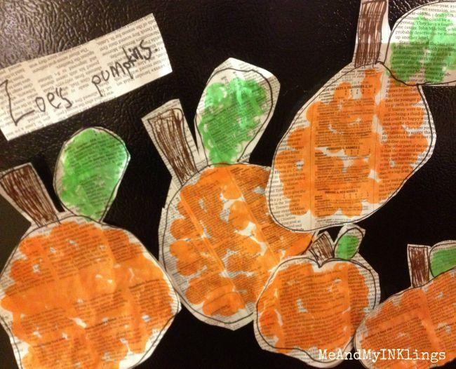 2_Newspaper_Pumpkins