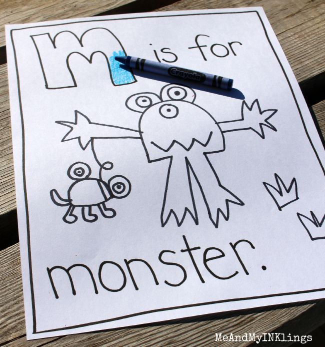 M_Is_for_monster