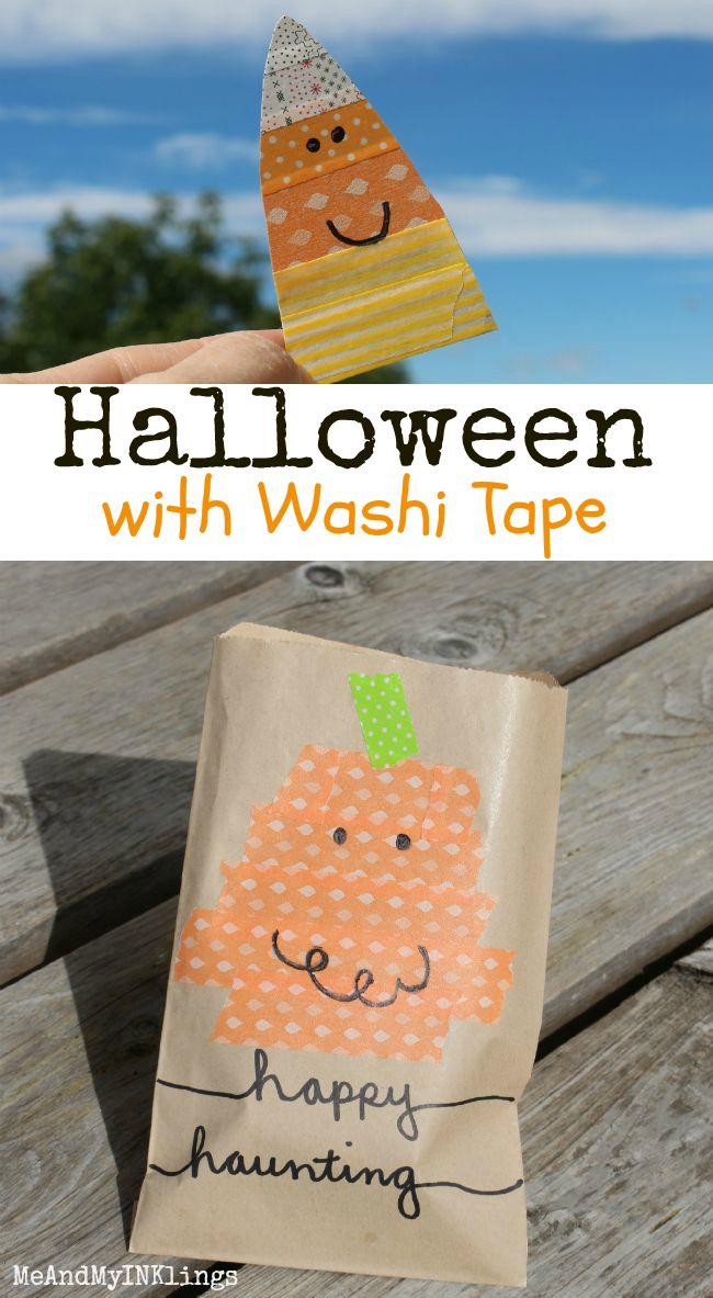 WashiTape_Halloween