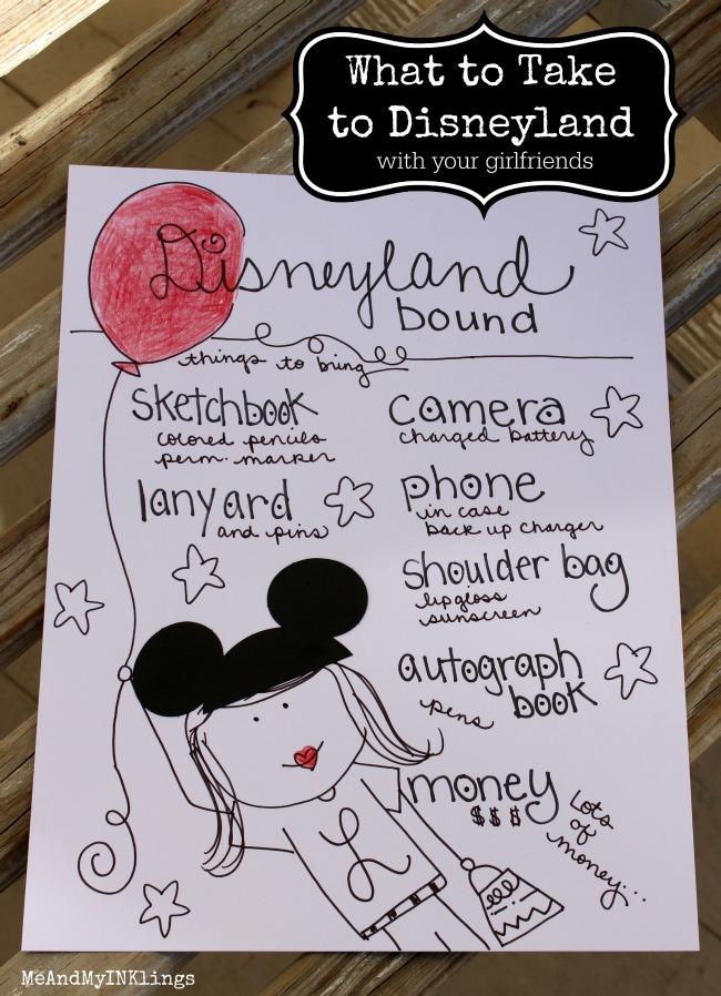 Disneyland-List