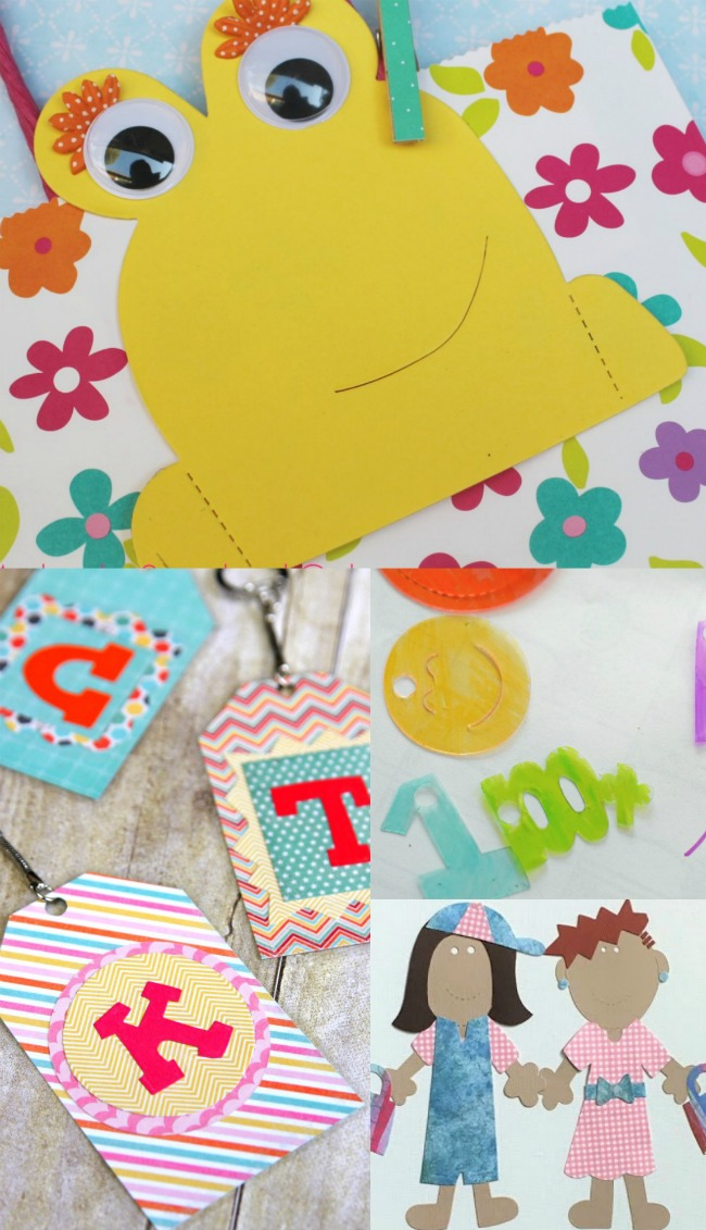 Laura Kelly Sizzix Project Ideas Collage