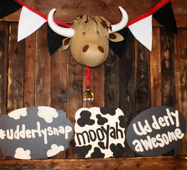 Udderly SMooth Barn Door SNAP