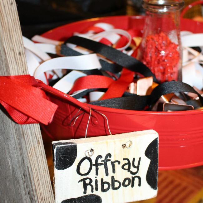 Udderly SMooth Offray Ribbon SNAP