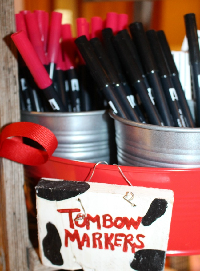 Udderly SMooth Tombow Markers SNAP