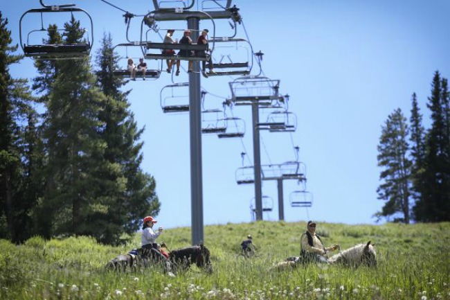 Copper Mountain Summertime 1