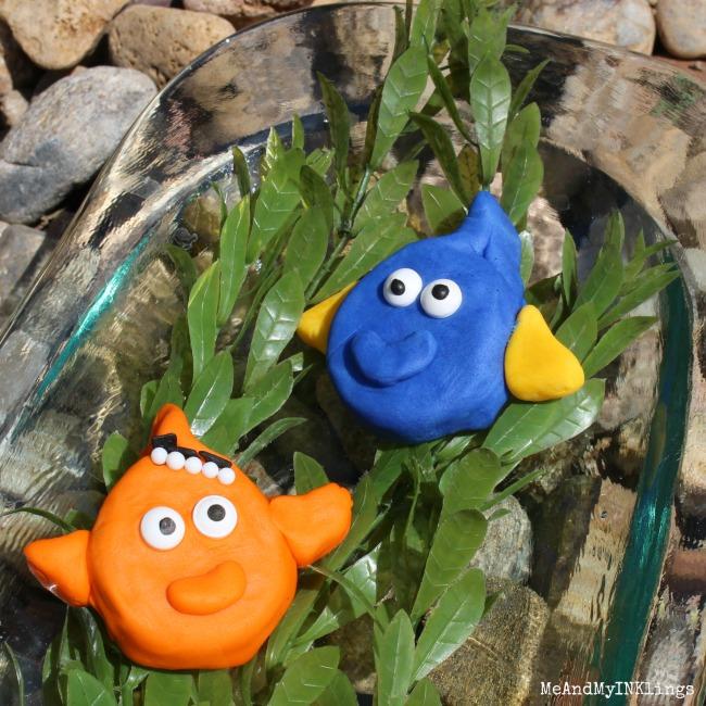Finding Dory Party Cookies