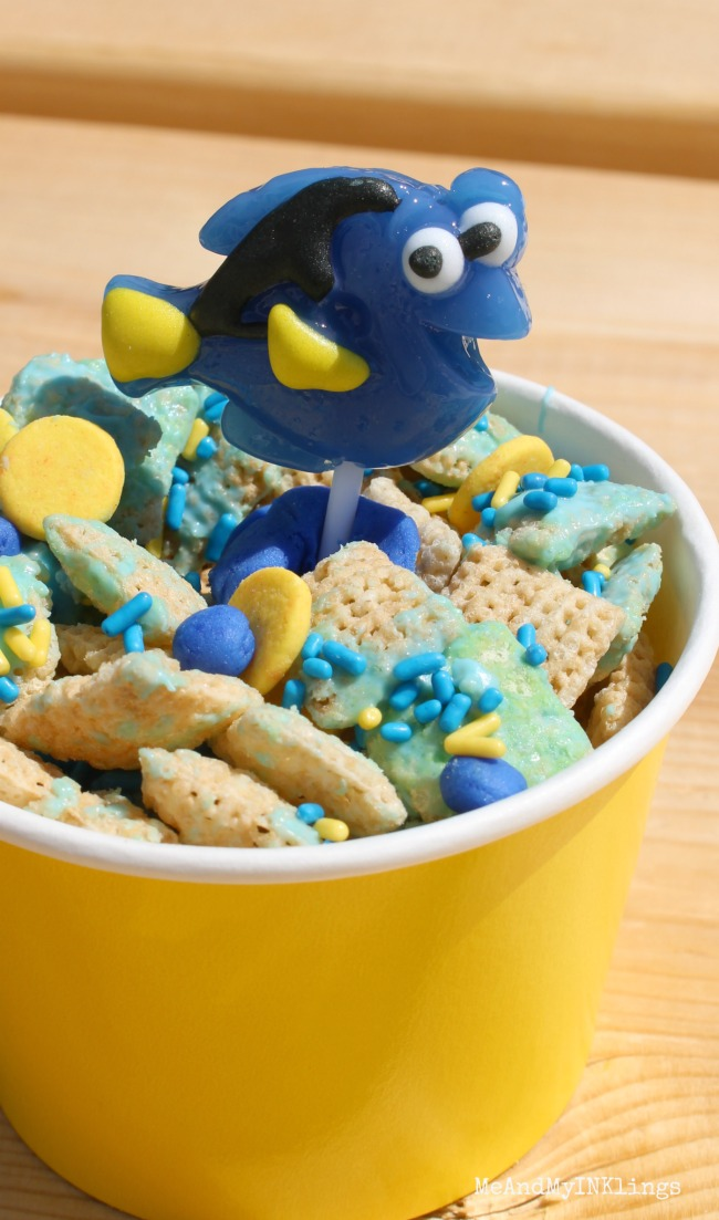 Finding Dory Snack Treat