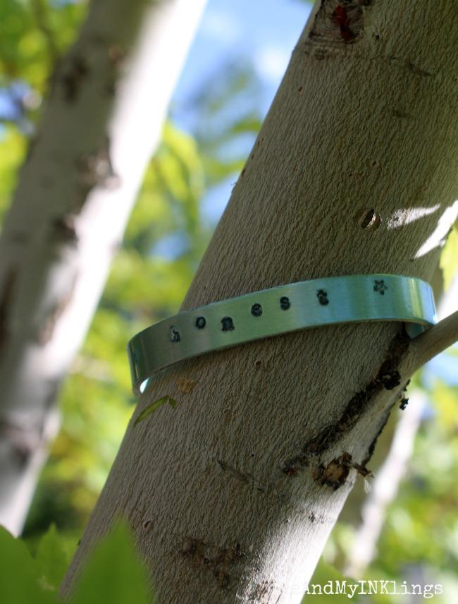 Honest Bracelet ImpressArt Girl Scouts