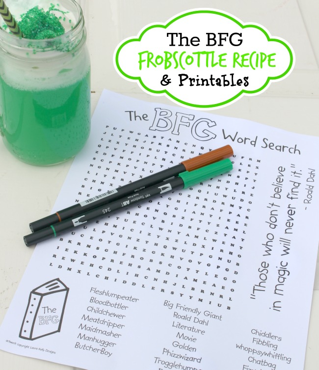 Word Search BFG