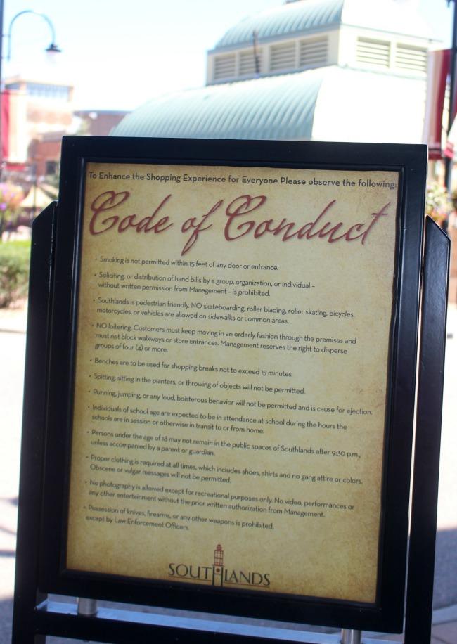 Code of Conducy