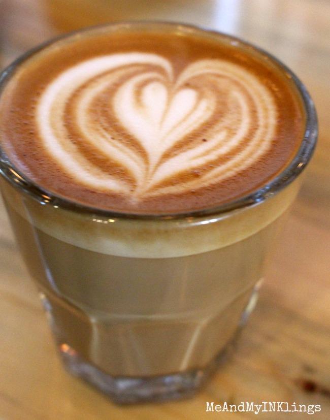 Legends Coffee Latte Art