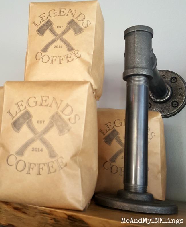 Legends Coffee Southlands