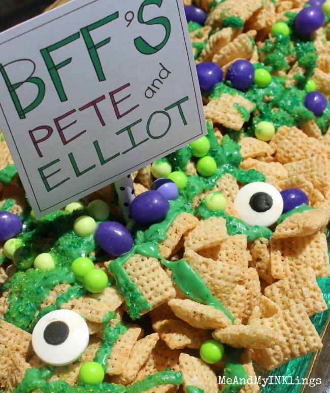 Petes Dragon BFF Mix