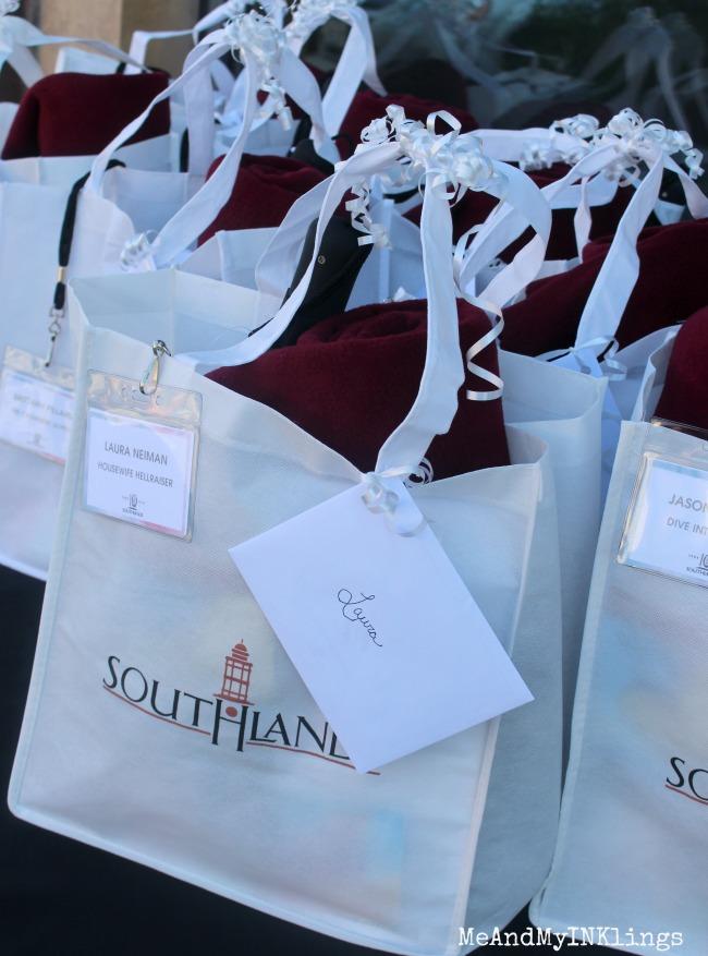 Southlands Shopping Center Bag