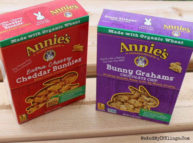 Annies Cookies and Crackers