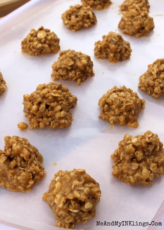 French Vanilla Nut Cereal Balls