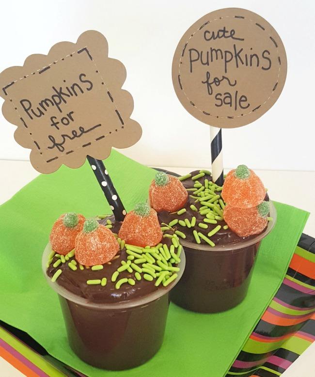 Pumpkin Cups OT