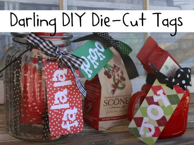 Darling DIY Die Cut Tags