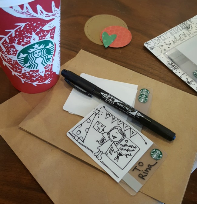 Starbucks Rina