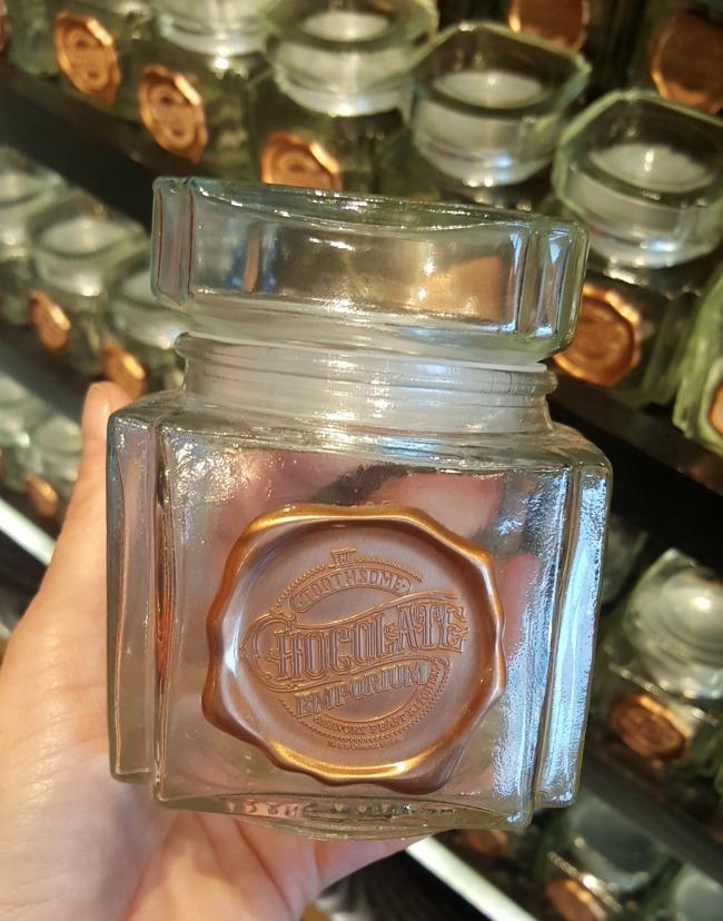 Toothsome Custom Jar