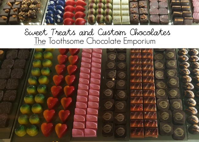 Toothsome Sweet Treats