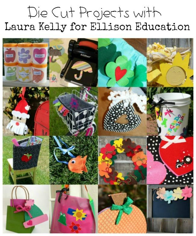 Laura Kelly Calendar Die Projects
