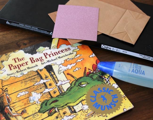 Paper Bag Princess Connection