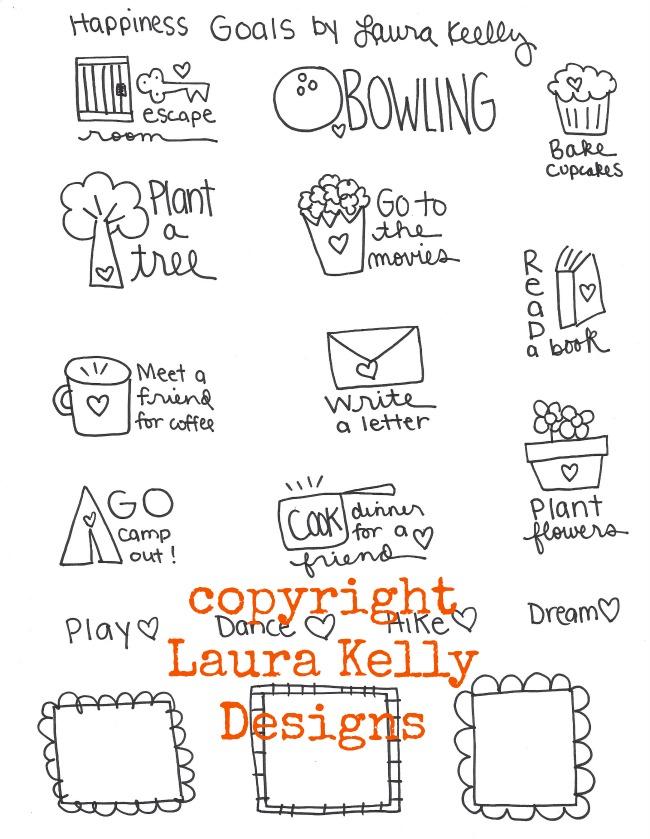 Planner Stickers DIY