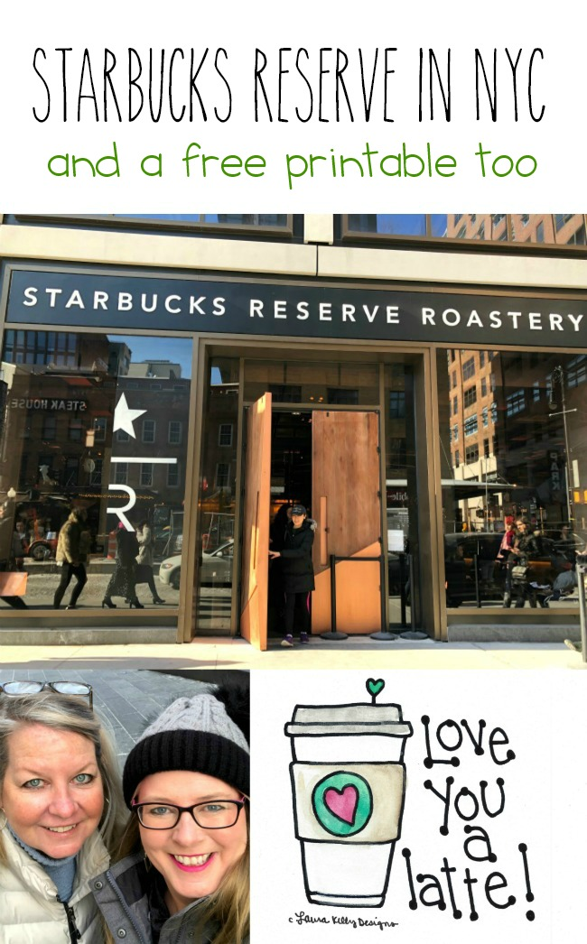 Starbucks Reserve New York City Roastery and Bar