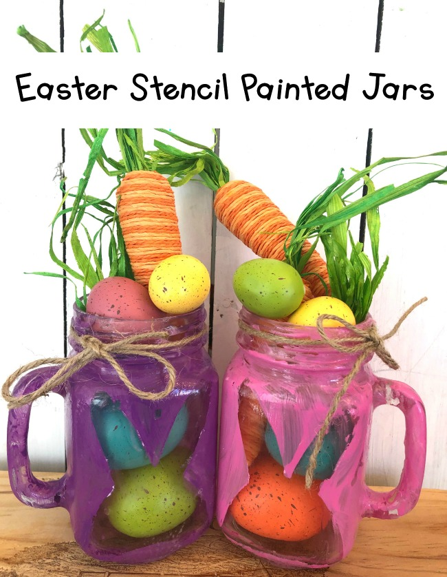 http://meandmyinklings.com/wp-content/uploads/2019/03/Easter-Bunny-Stencil-Painted-Jars.jpg