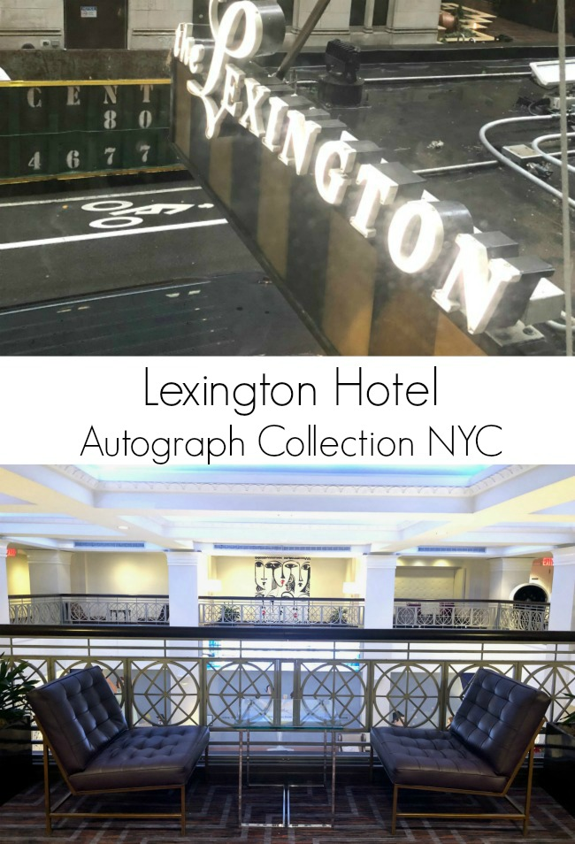 The Lexington Hotel Autograph Collection NYC Review