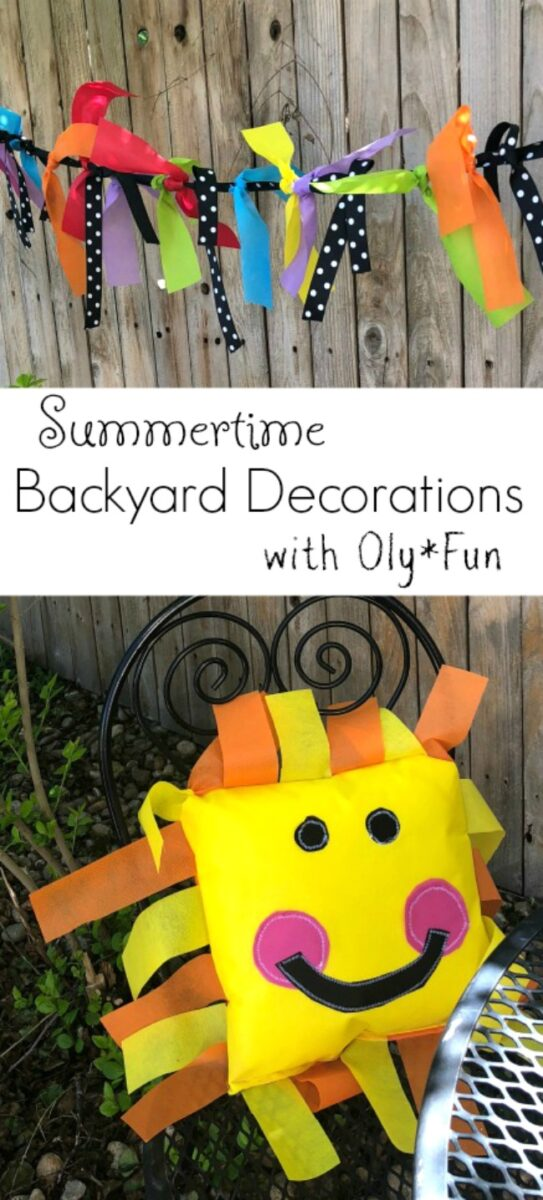 DIY Summer Decorations