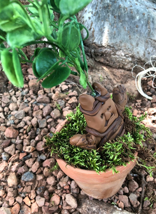 How To Make A Mandrake At Home With A Few Supplies