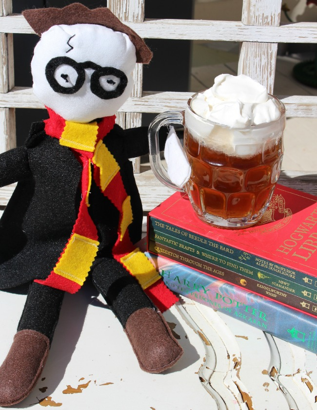 Harry Potter Butterbeer Recipe Easy to Make for Parties