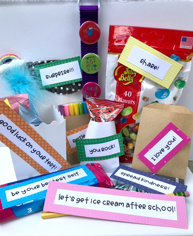 DIY Easy Lunchbox Notes for Back to School
