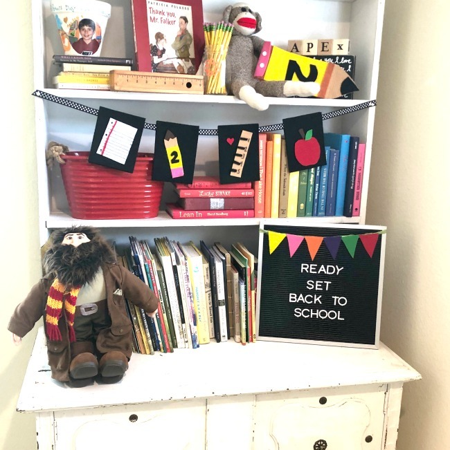 Ready Set Back to School Crafts and DIY Ideas