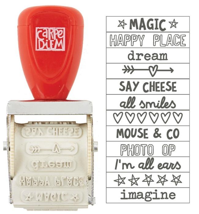Carpe Diem Stamp Set