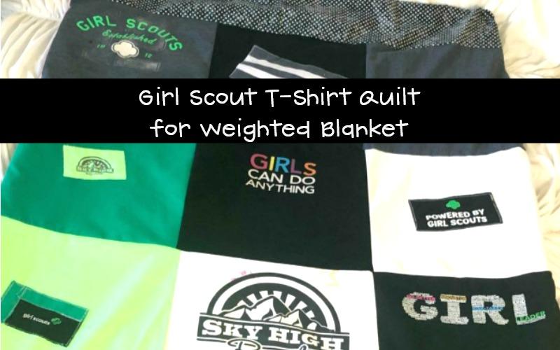 DIY T-Shirt Quilt Cover