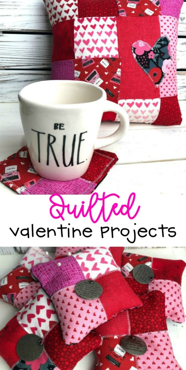 Quilted Valentine Projects
