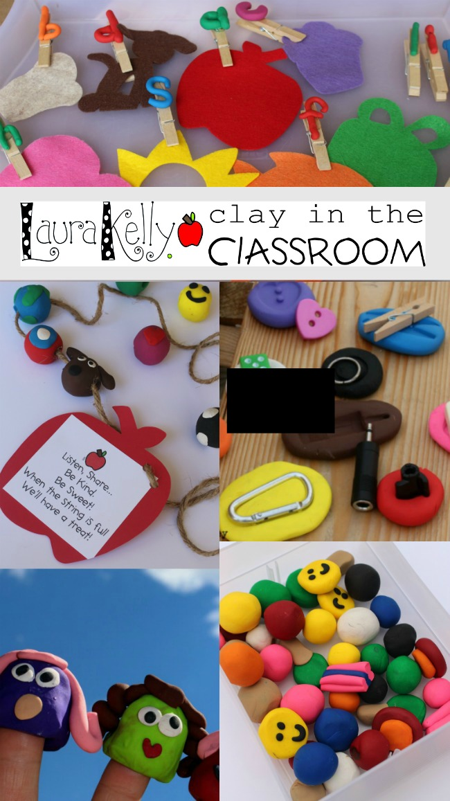 Ways to Use Polymer Clay in the Classroom with Kids #clayforkids #polymerclay #clayprojects