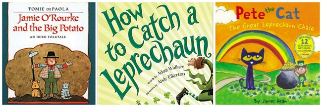 Best St Patricks Day Books for Kids