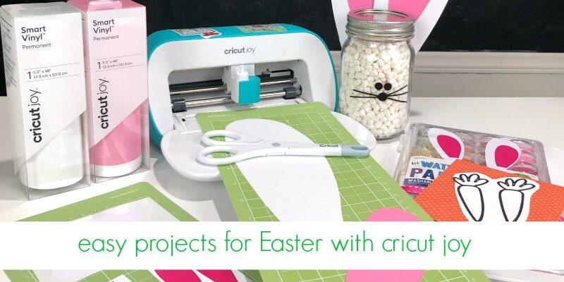 Laura Kelly Bunny Projects with Cricut Joy KDVR