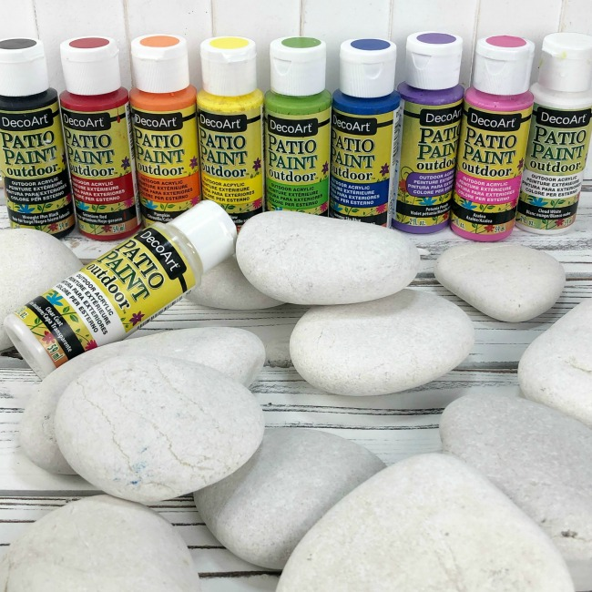 Painted Rocks Paints