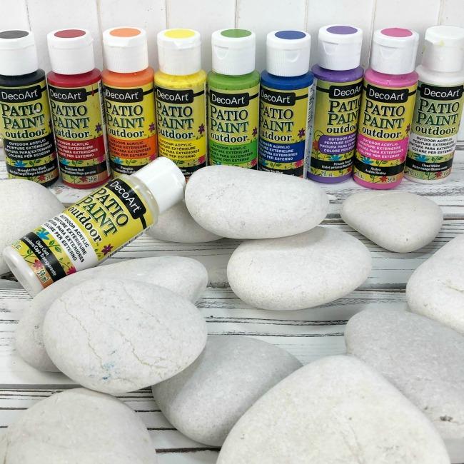 Painted Rocks Paints