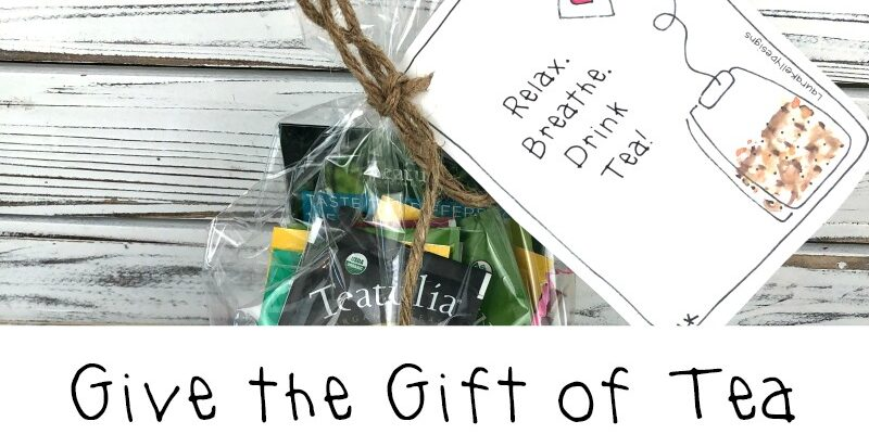 Give the Gift of Tea