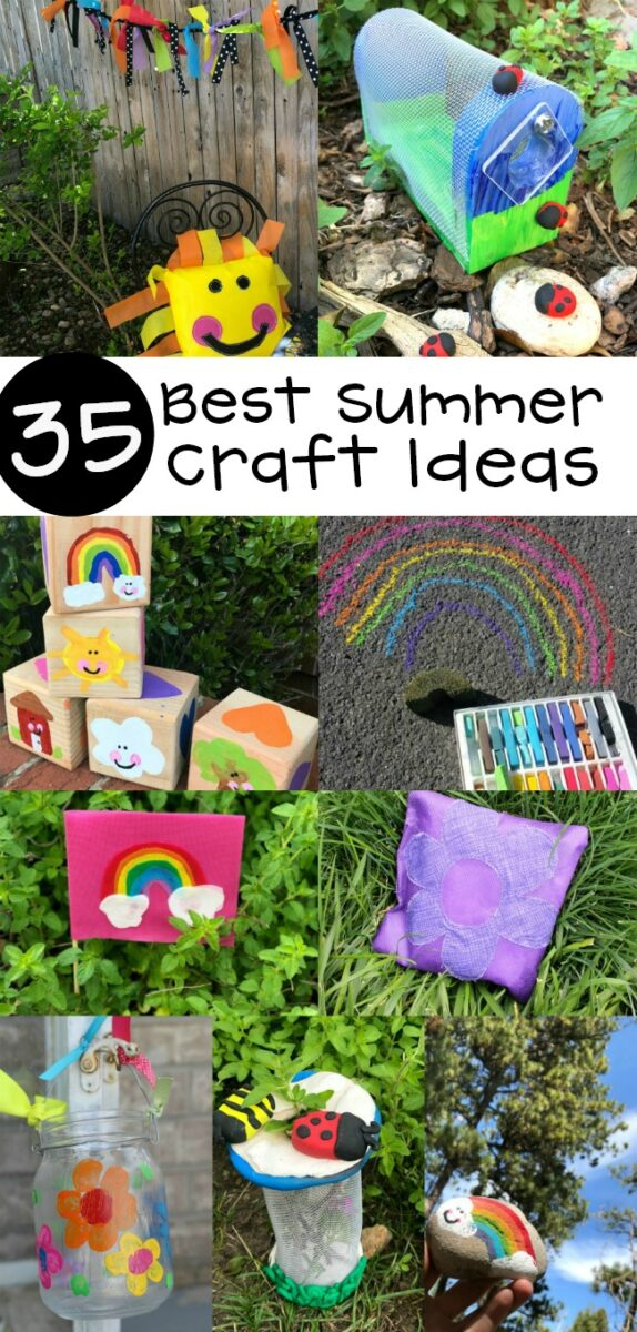 Best Summer Craft Ideas