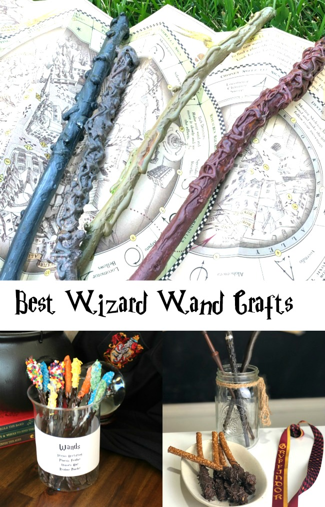 Best Wizard Wand Crafts