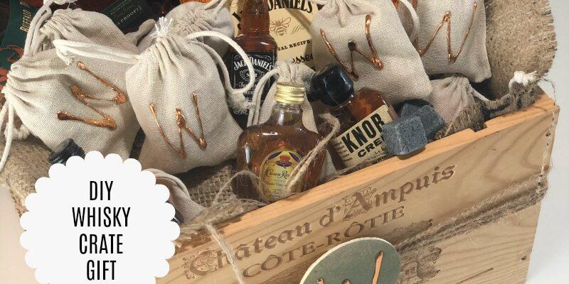 DIY Whisky Craft Gift Ideas
